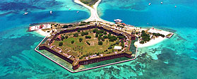 Fort Jefferson - Garden Key - Miami